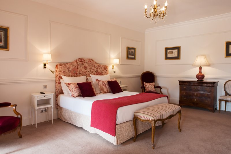 Chambre Luxe Chateau