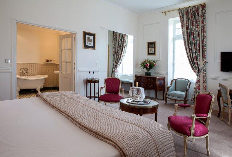 Chambre Prestige Chateau