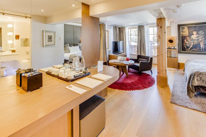 Superior Room Living Room