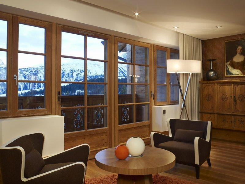 Suite de Luxe View