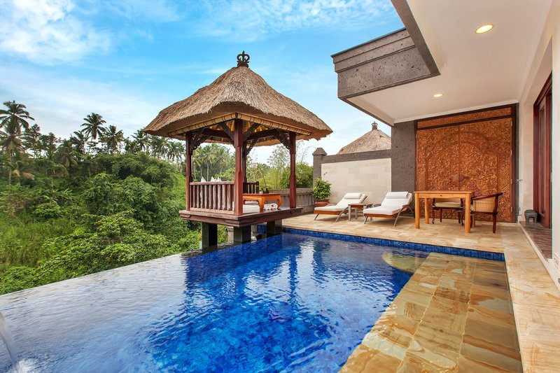 Deluxe Terrace Villa Bale