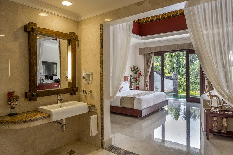 Deluxe Terrace Villa Bathroom
