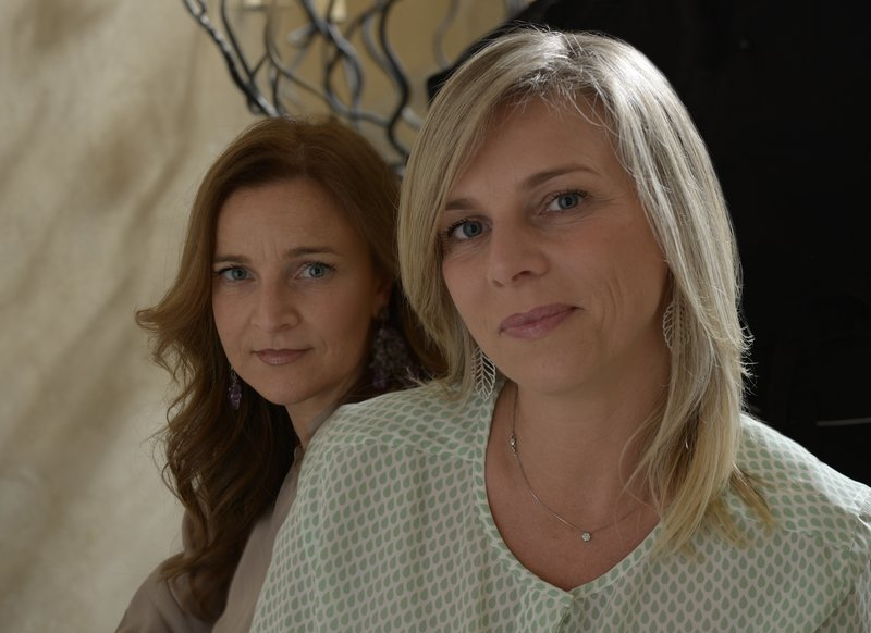 Elena and Silvia - Owners and General Managers