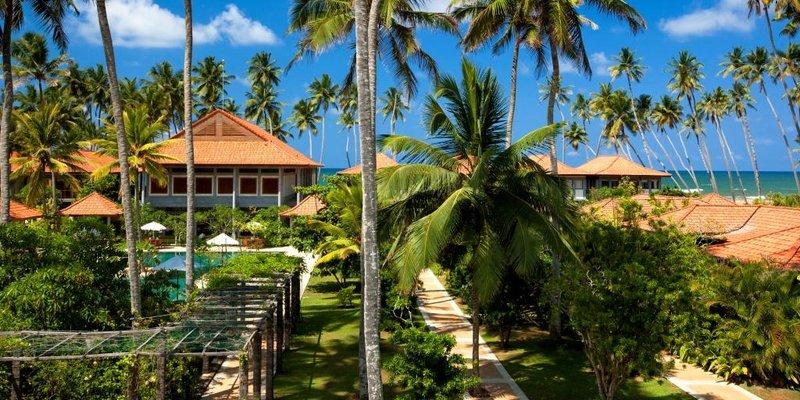 Serenity in Serene Pavilions