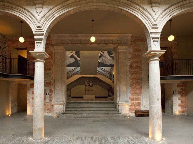 Hallway Lobby