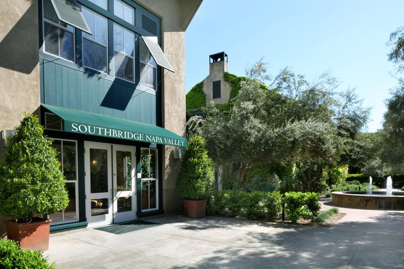 Southbridge Napa Valley Entrance