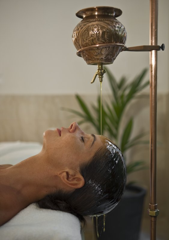 Ayurveda treatments at The Fortress
