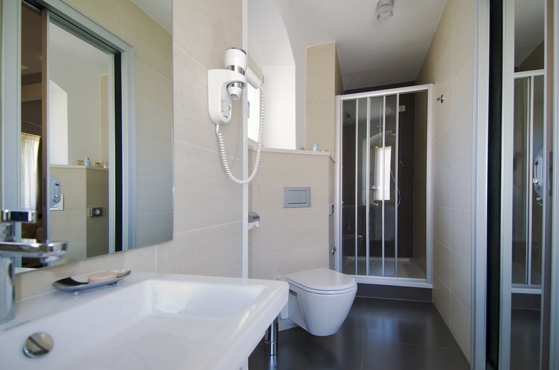 Villa Superior Double Room Bathroom