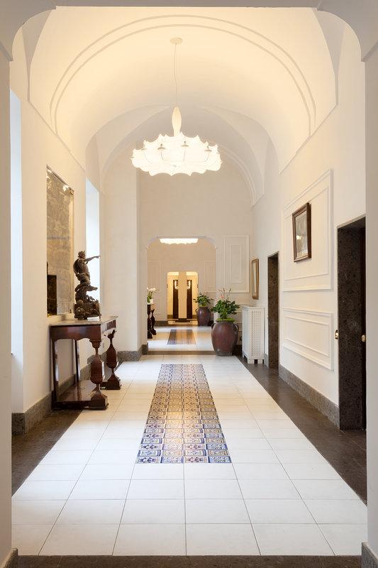 Grand Hotel Cocumella style