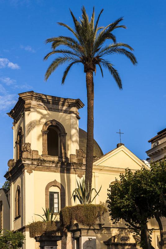 Grand Hotel Cocumella Historical style