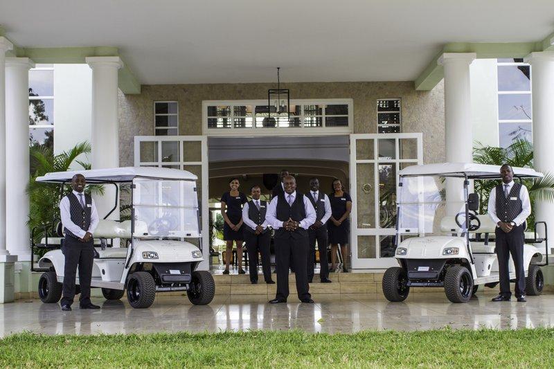 Hemingways Nairobi Lobby & Butler Service