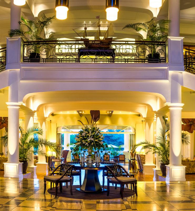 Hemingways Nairobi Lobby