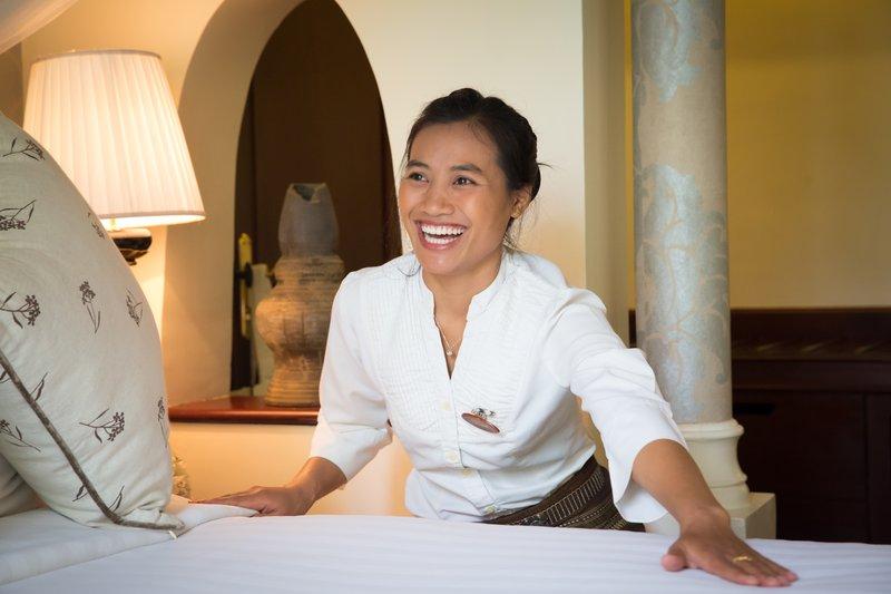 Experience Laotian Hospitality