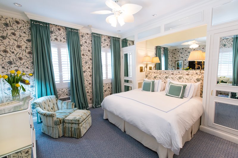 King Room Turquoise