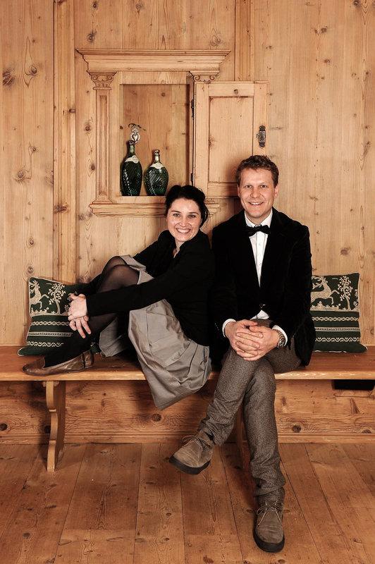 Carmen & Klaus - Hotel Owners