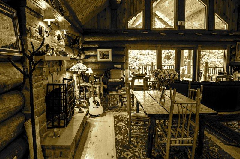 Great Room (Main Lodge)