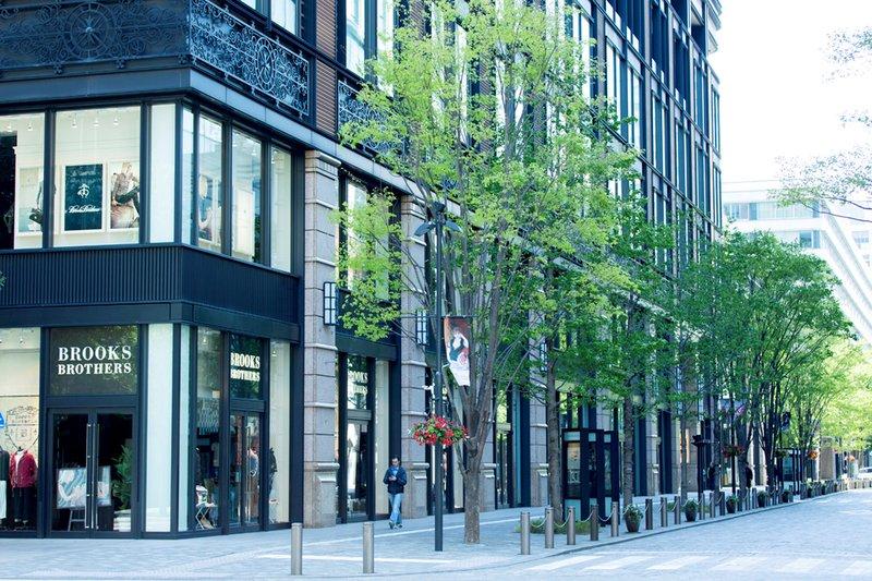Marunouchi Shopping Area