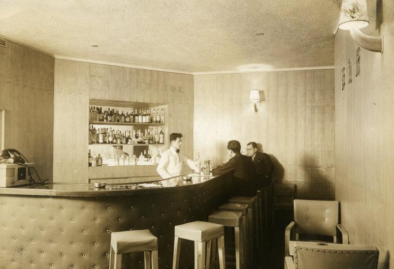 Bar Camellia OLD