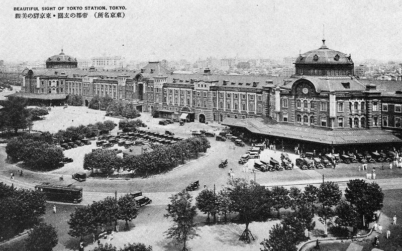 Old Tokyo Station Marunouchi