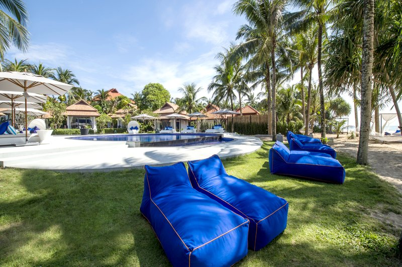 Pool & Beach Lounge