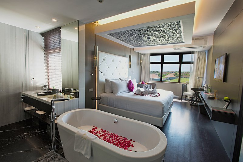 More than just a boutique hotel