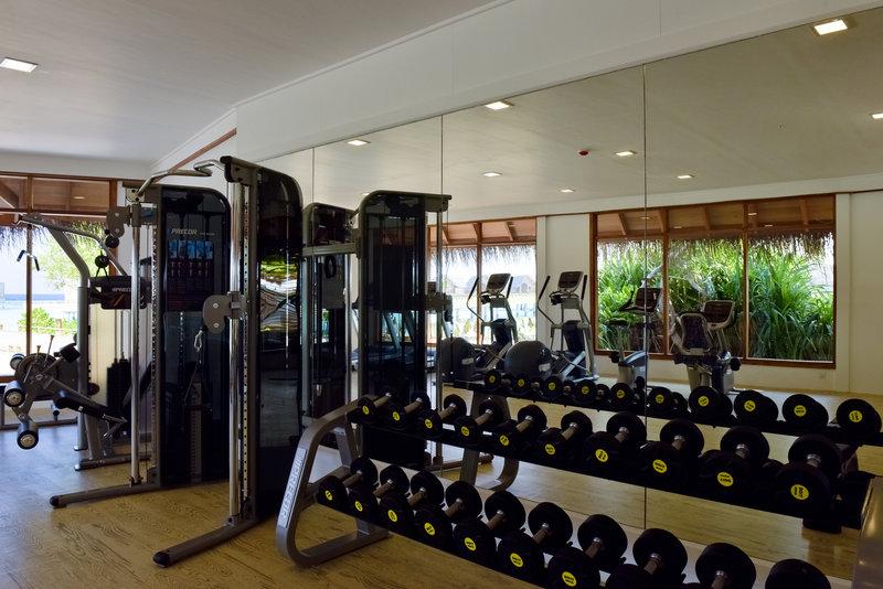 Milaidhoo Maldives - Gym