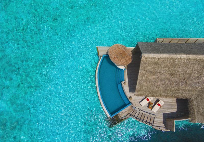 Water Pool Villa - Exterior Aerial
