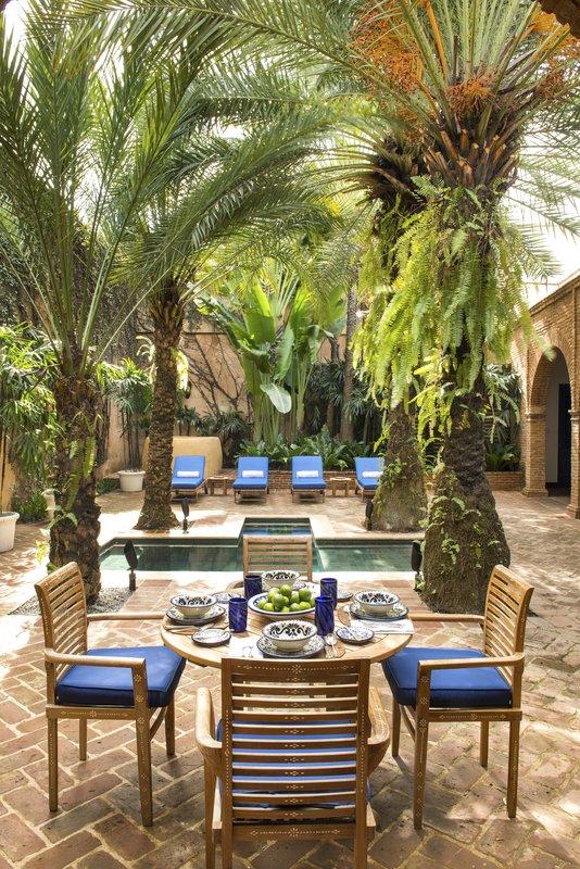 Courtyard Diseñador