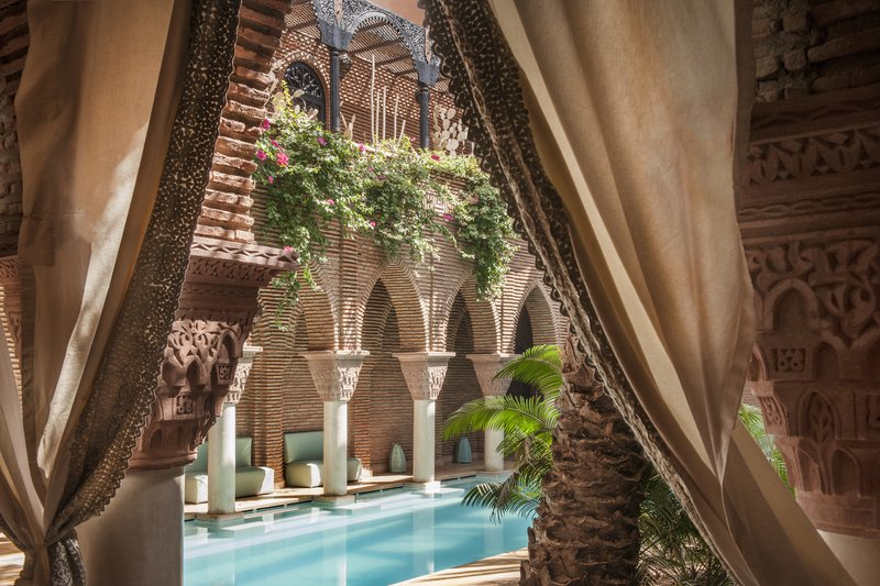 La Sultana Marrakech Swimming Pool