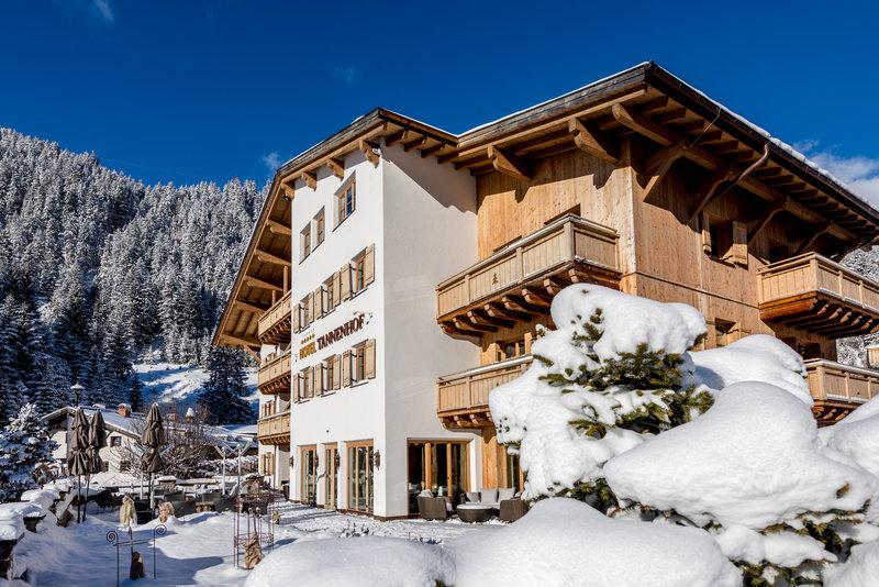 Hotel Tannenhof Winter