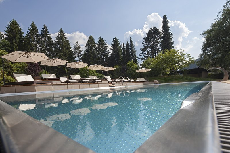 Heated Outdoor Pool in the Hotelpark