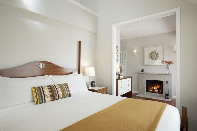 Hillside Cottage Balcony Bedroom