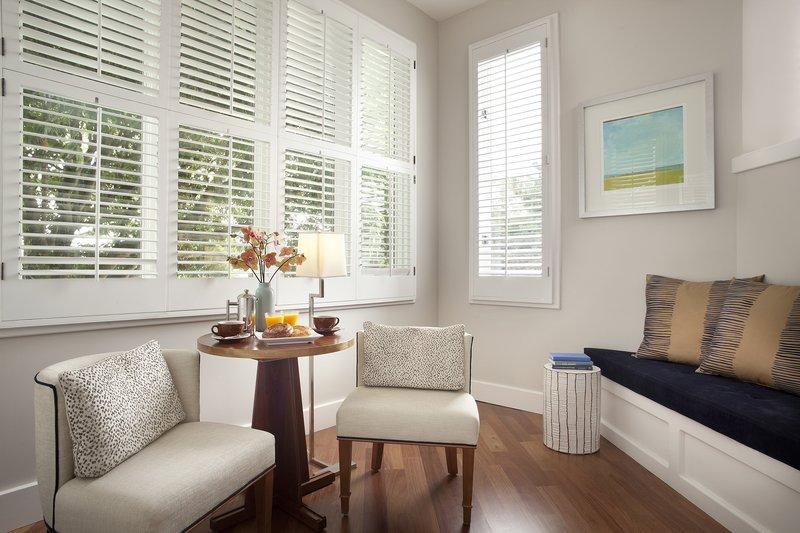 Hillside Cottage Sitting Area