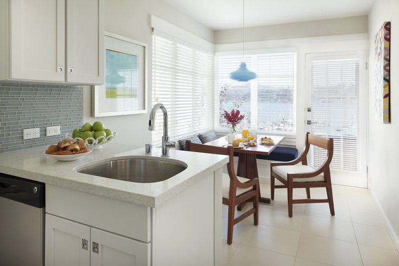 Hillside Guest House Kitchen