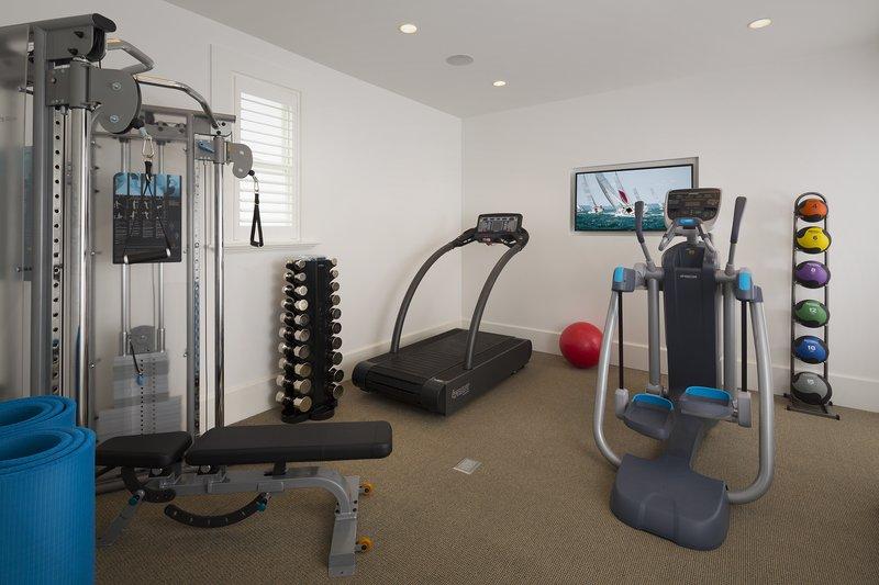 Alexandrite Suite Fitness Room