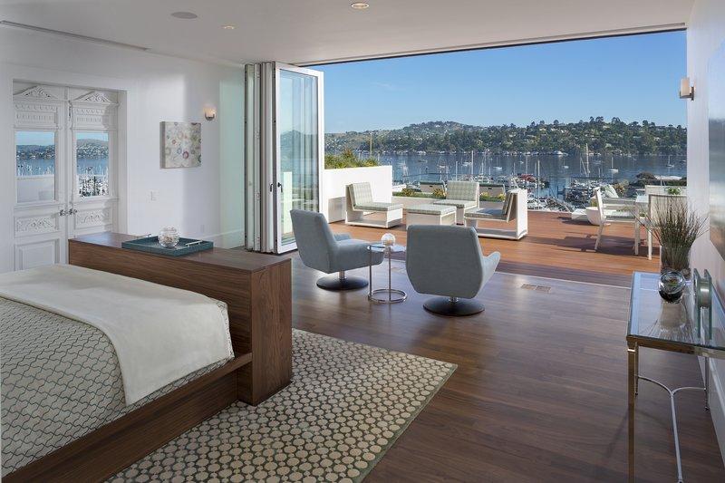 Alexandrite Suite Master Bedroom View