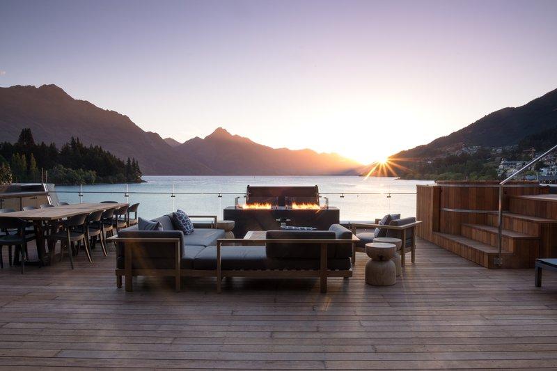 The Penthouse terrace