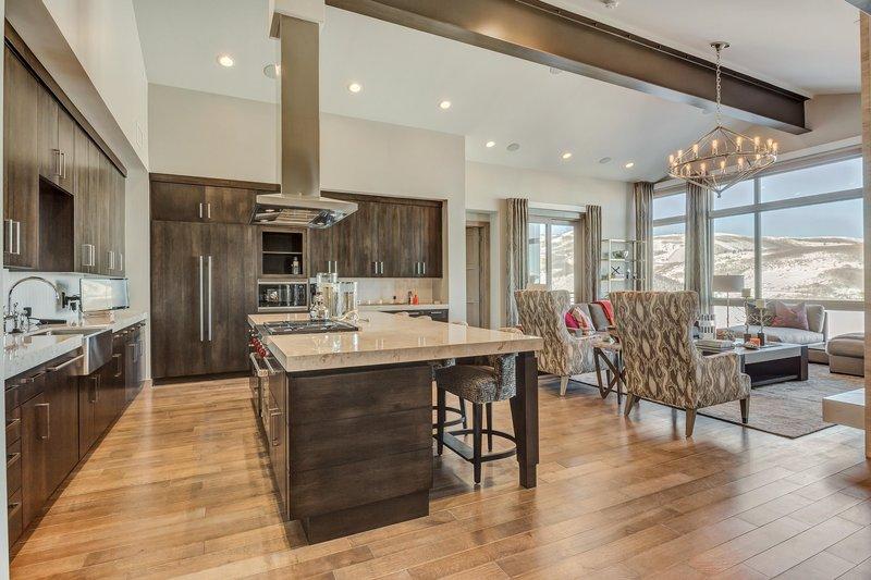 Five Bedroom Kitchen