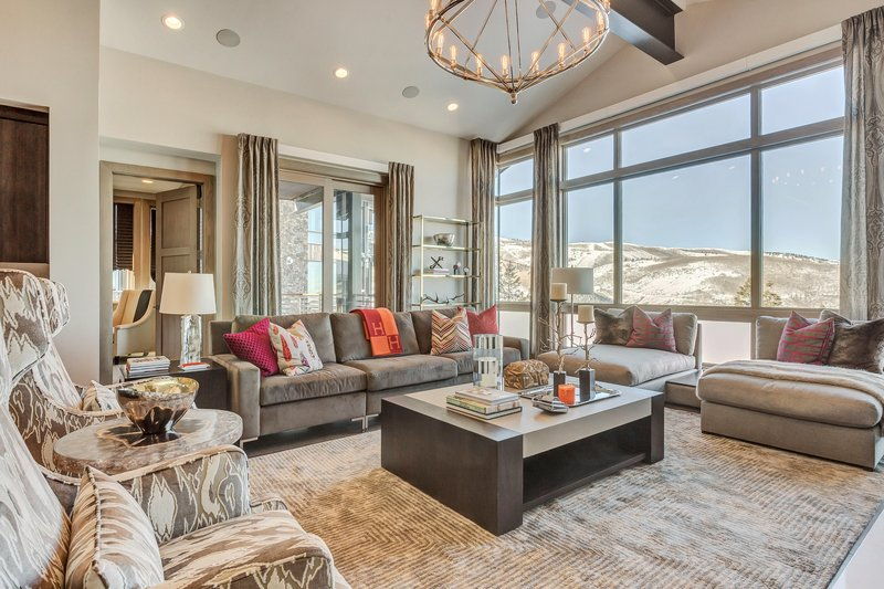Five Bedroom Living Room