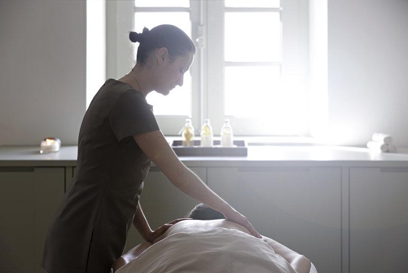 Susanne Kaufmann's spa signature treatments