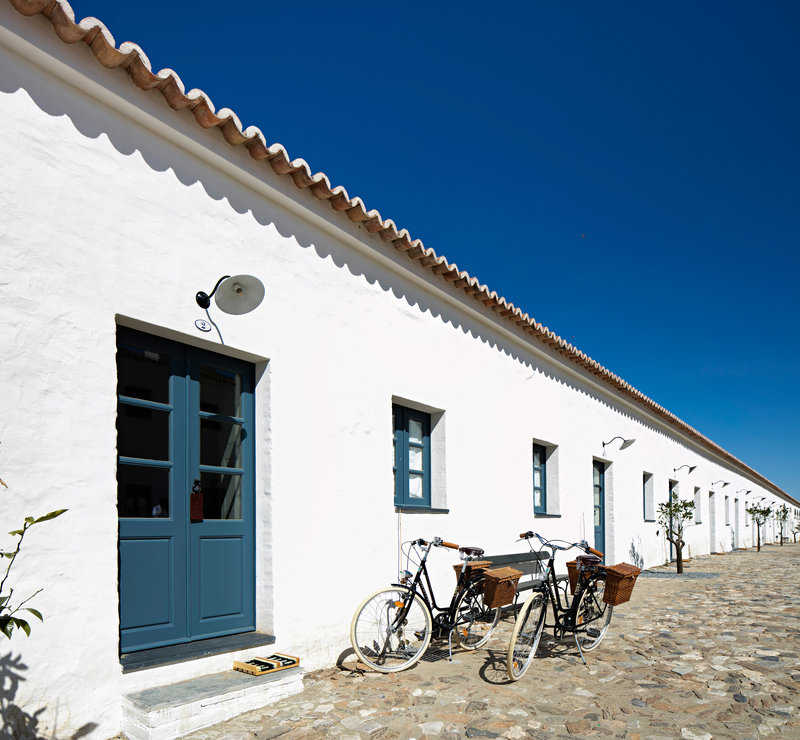 Portuguese classic bicycles for guests use