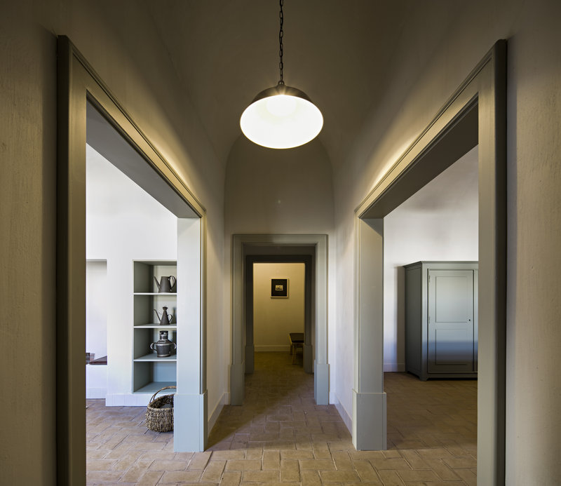 Contemporary meets ancient in old farm buildings