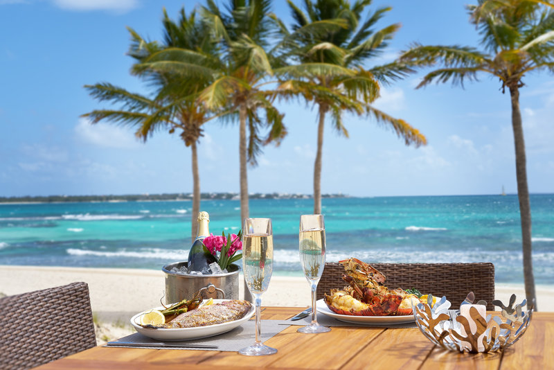 Breezes Lunch At The Reef By Cuisin Art
