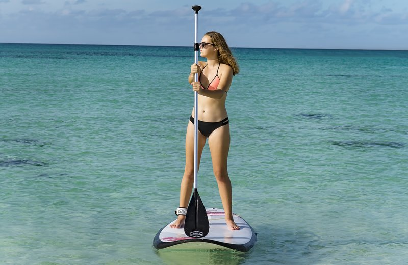 The Reef Paddleboarding
