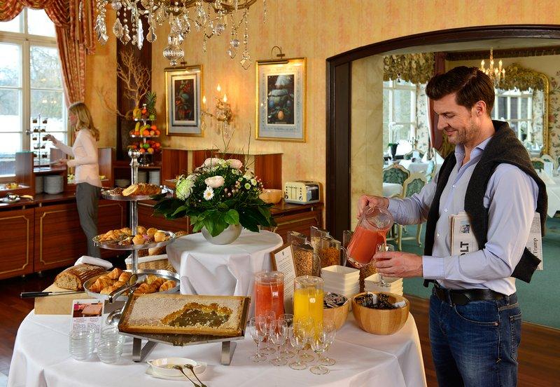 Adler-Breakfast Buffet