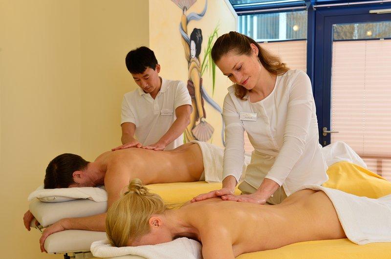 Partner-Massage