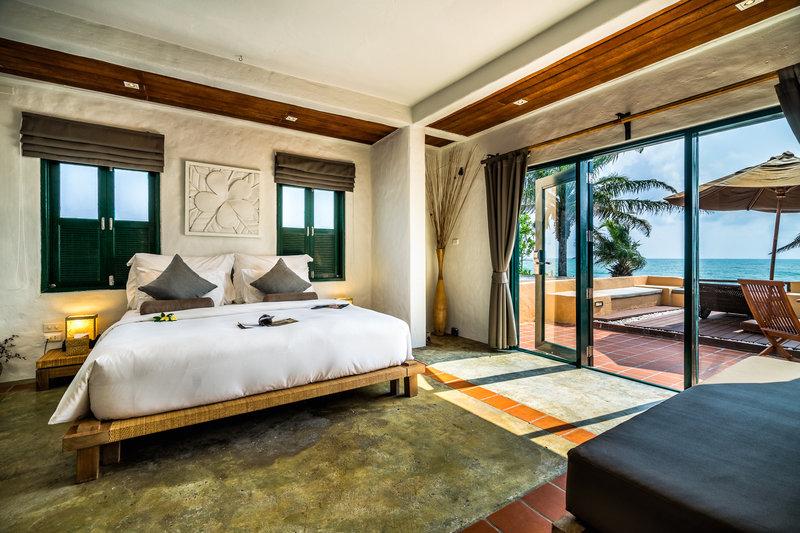 Frangipani Residence Bed
