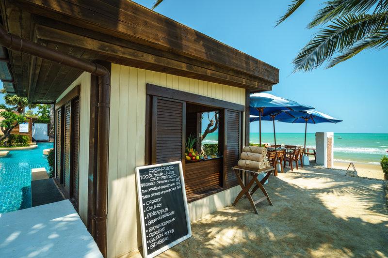 Aleenta Hua Hin Beach Cafe