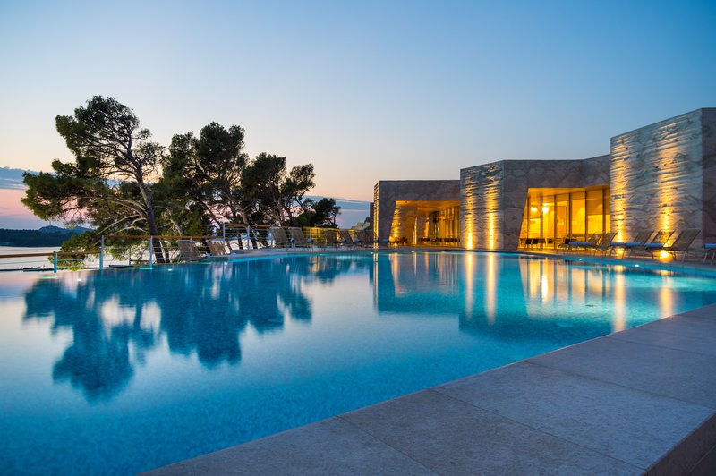 D-Resort Šibenik Pool