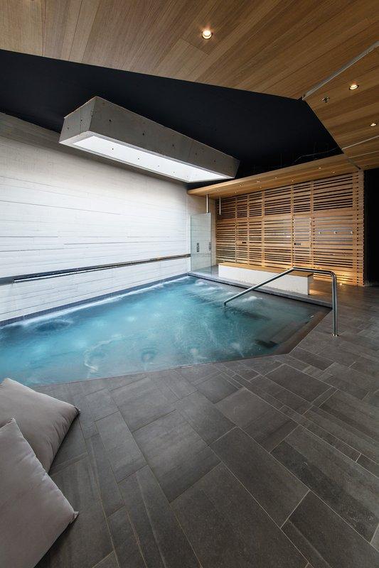 D-Spa, Vitality Pool